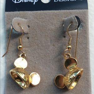 DISNEY Designs French Wire Mouse Ears Earrings
